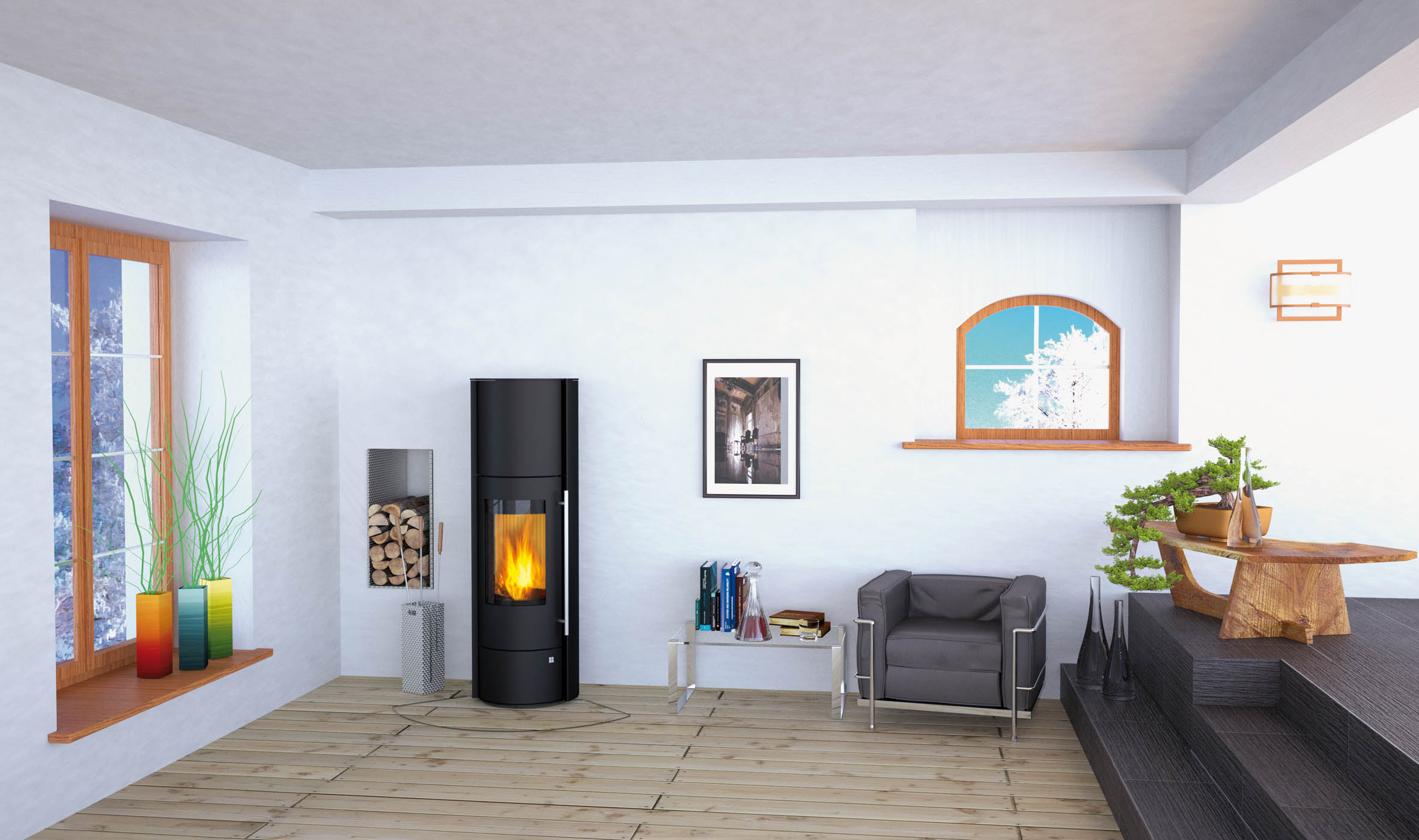 Kaminofen 4 Kw Best Arco With Kaminofen 4 Kw Affordable